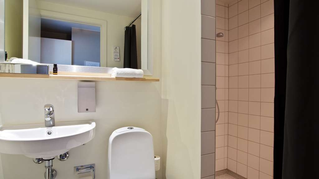Best Western Plus Hotel Kronjylland - Bathroom - single room