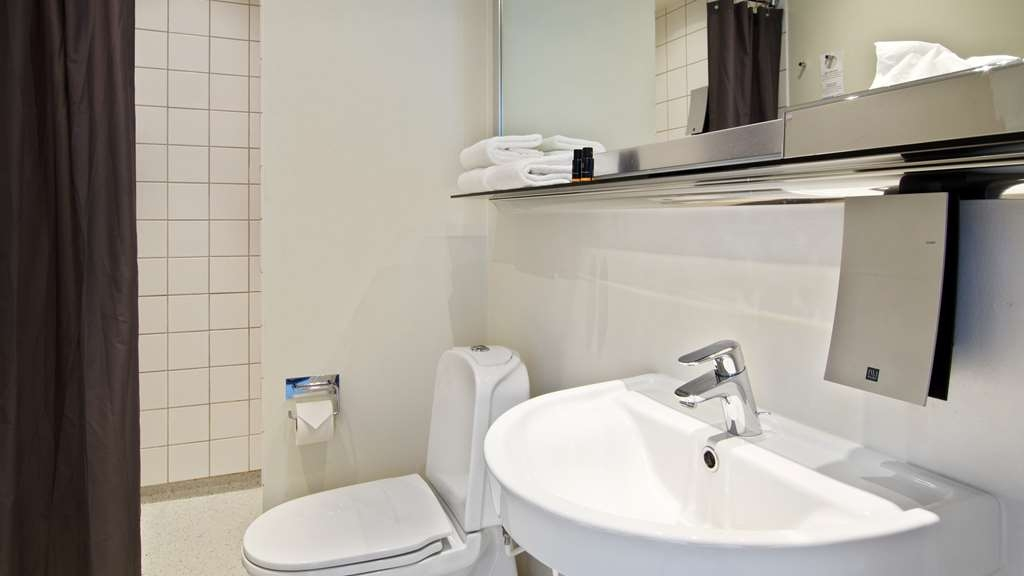Best Western Plus Hotel Kronjylland - Bathroom - double room