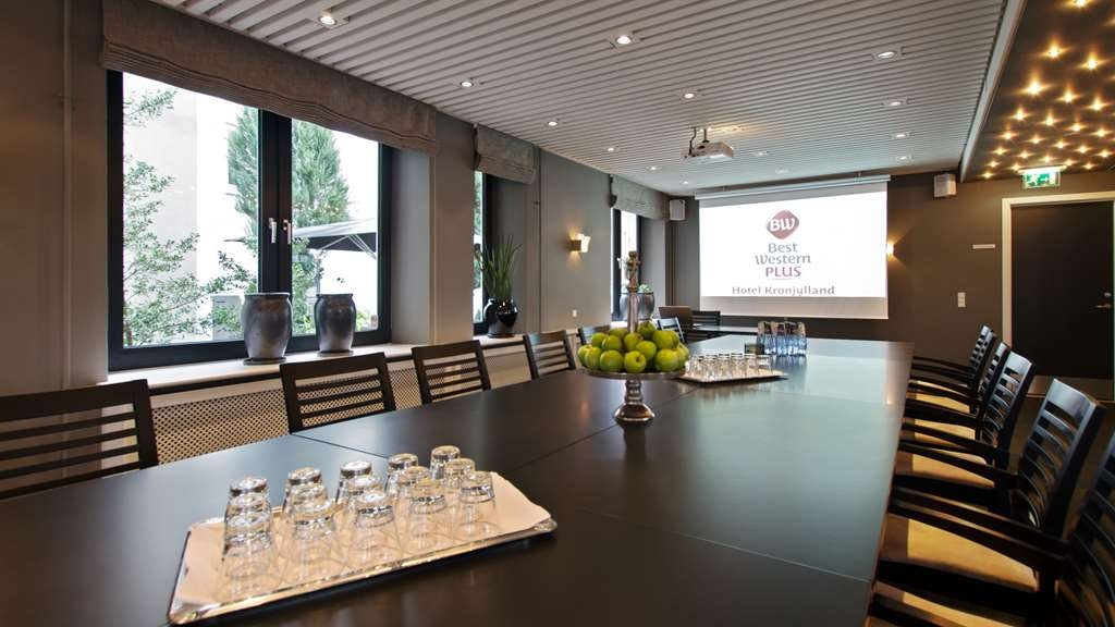 Best Western Plus Hotel Kronjylland - Conference