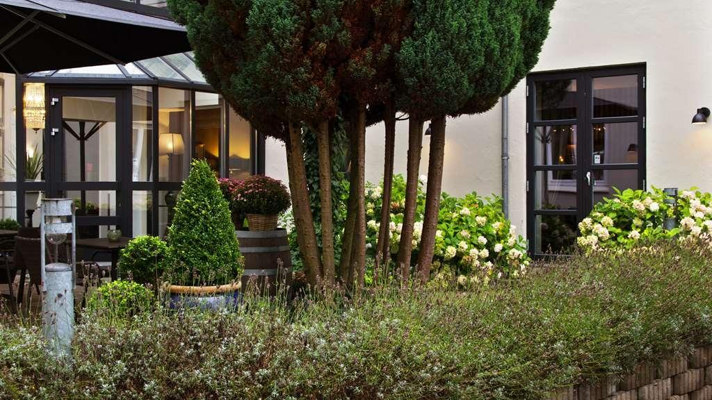 Best Western Plus Hotel Kronjylland - Courtyard