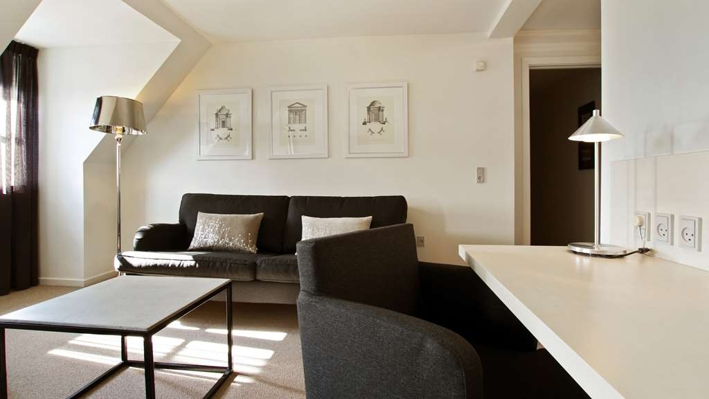 Best Western Plus Hotel Kronjylland - King suite