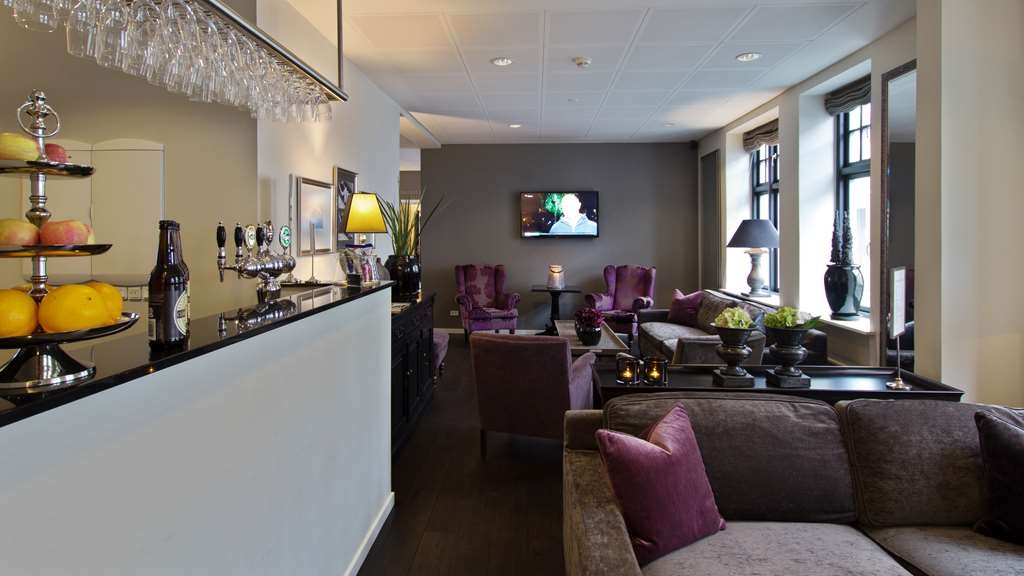 Best Western Plus Hotel Kronjylland - Bar / lounge