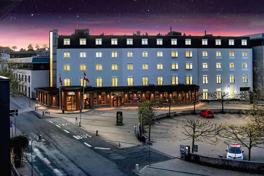 Best Western Plus Hotel Svendborg - Exterior