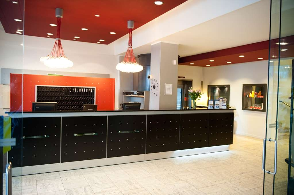 Best Western Plus Hotel Svendborg - Reception/Front Desk