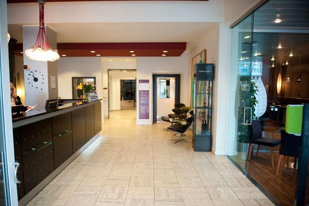 Best Western Plus Hotel Svendborg - Reception/Front Desl