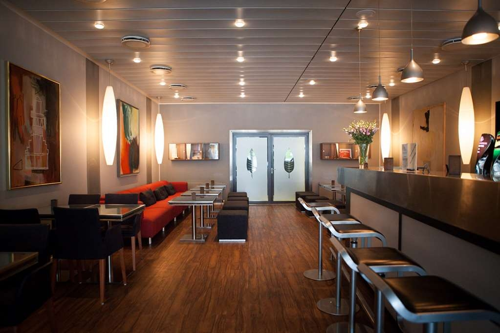Best Western Plus Hotel Svendborg - Bar/Lounge