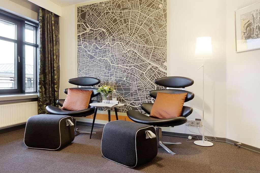 Best Western Plus Hotel Svendborg - Suite - seating area