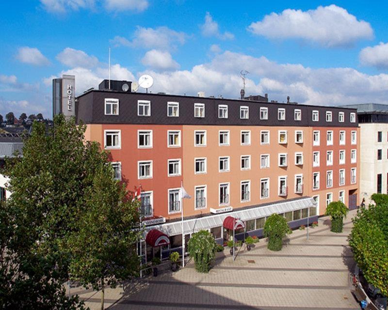 Best Western Plus Hotel Svendborg - Außenansicht