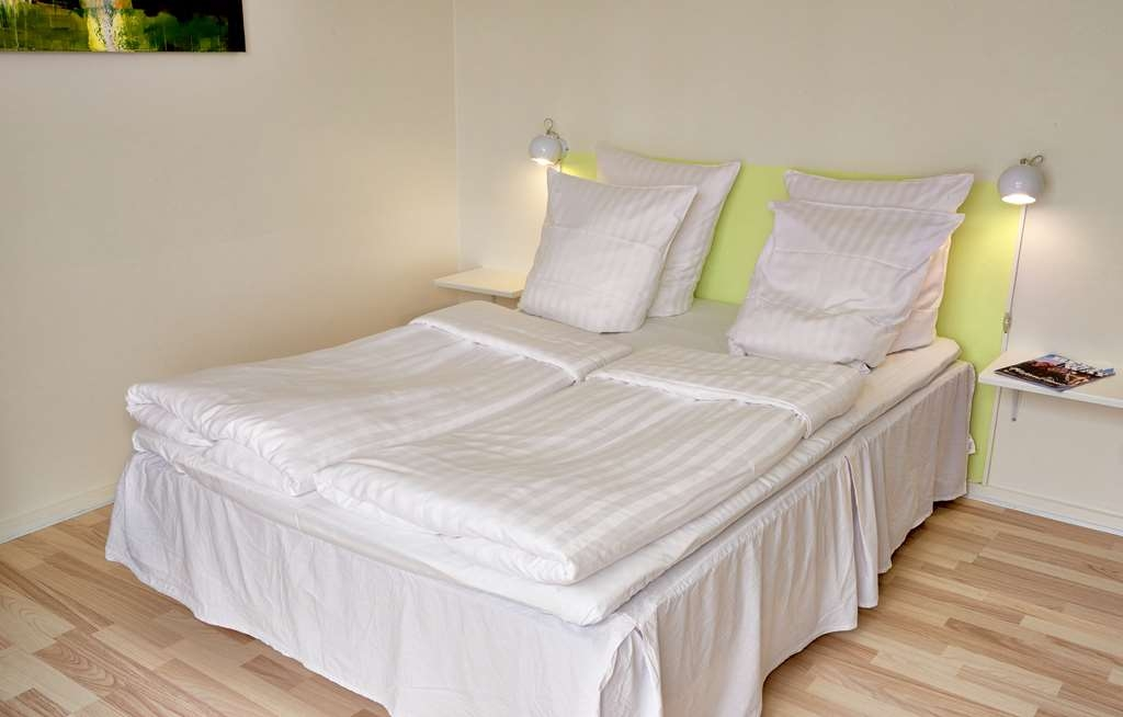 Best Western Royal Holstebro - Double room with queen size bed