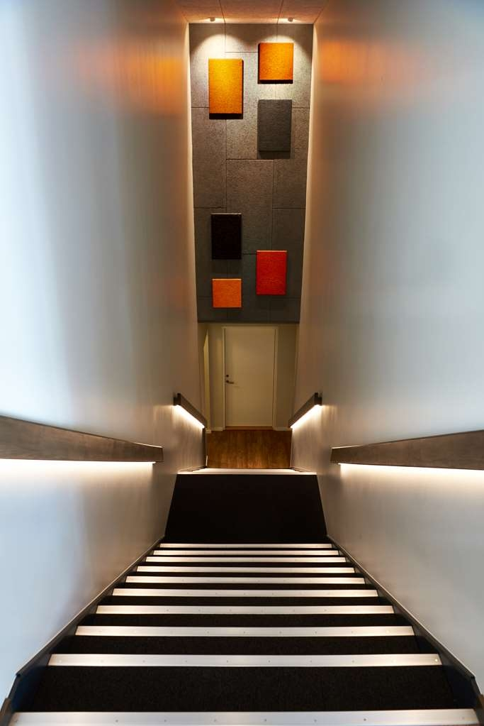 Best Western Royal Holstebro - Stairway