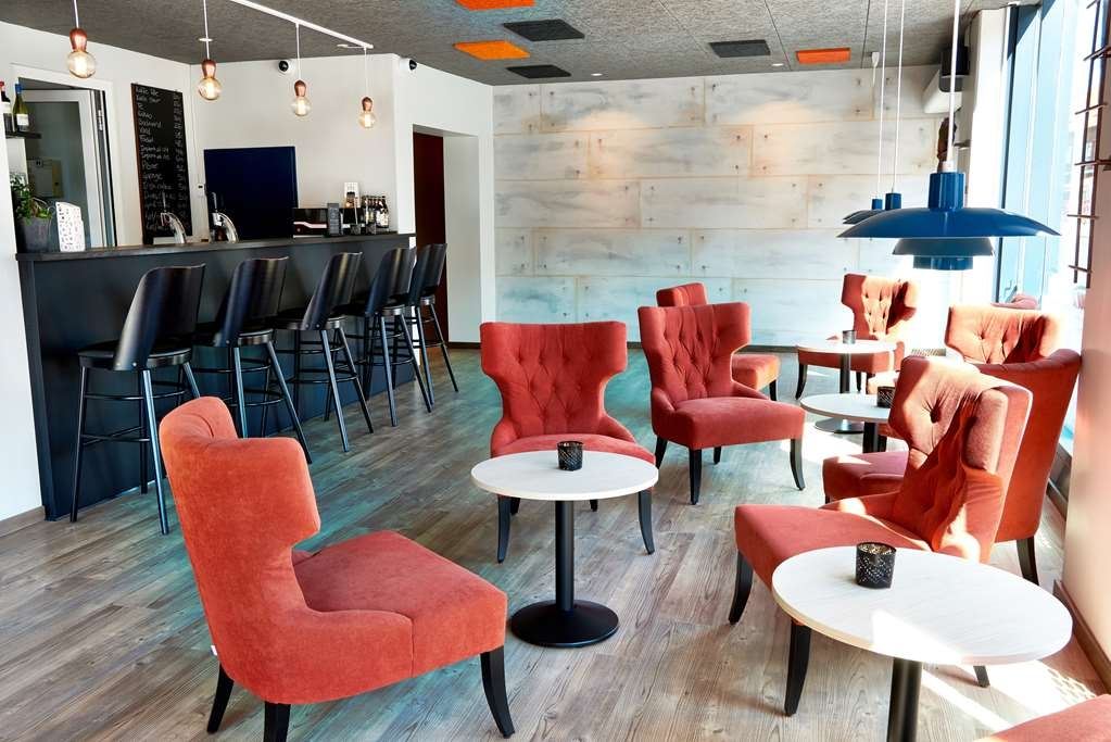 Best Western Royal Holstebro - Lounge