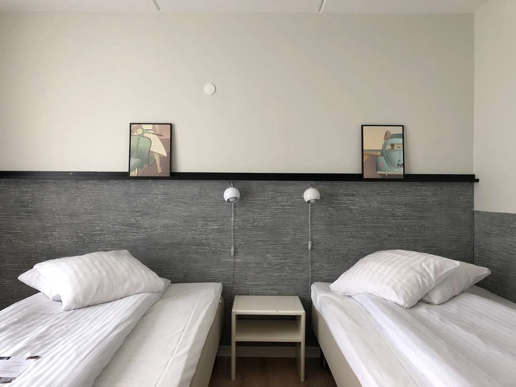 Best Western Royal Holstebro - Double room with twin beds