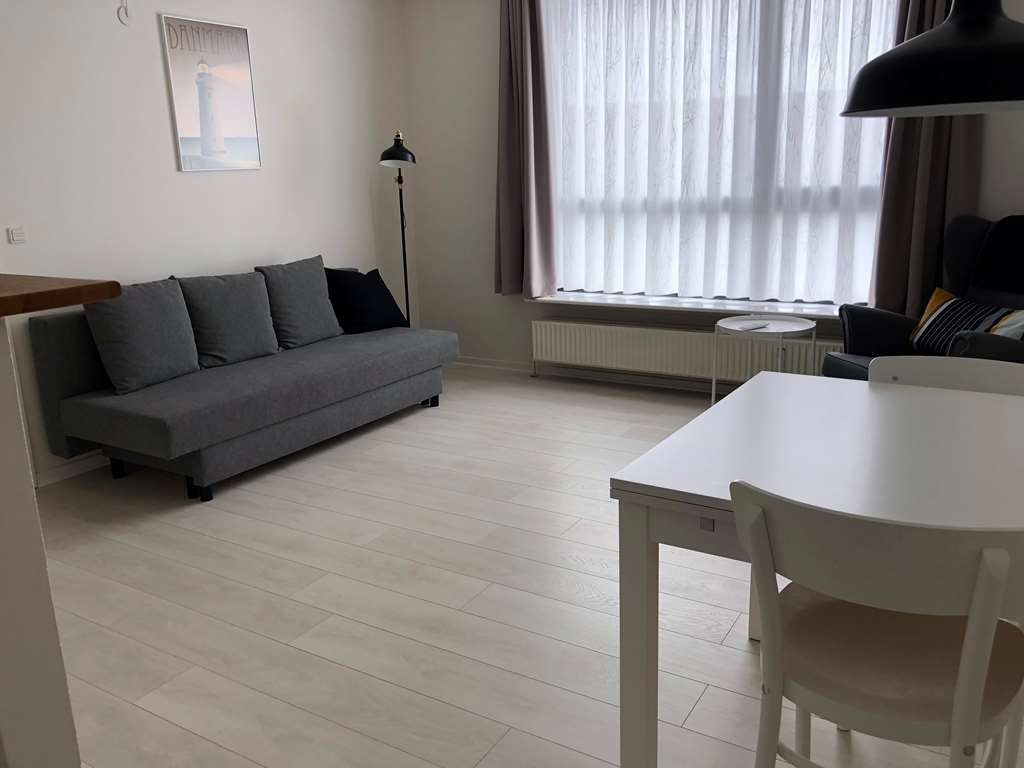 Best Western Royal Holstebro - Apartment Living room, with sofa bed