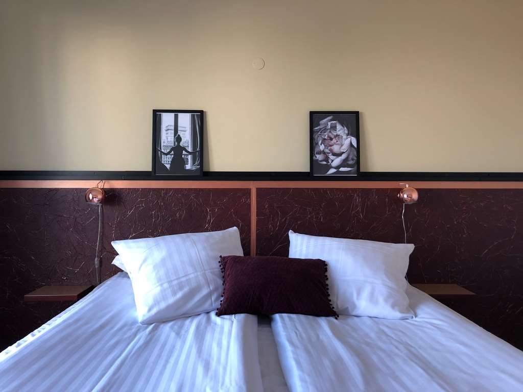 Best Western Royal Holstebro - Business double room with king size bed
