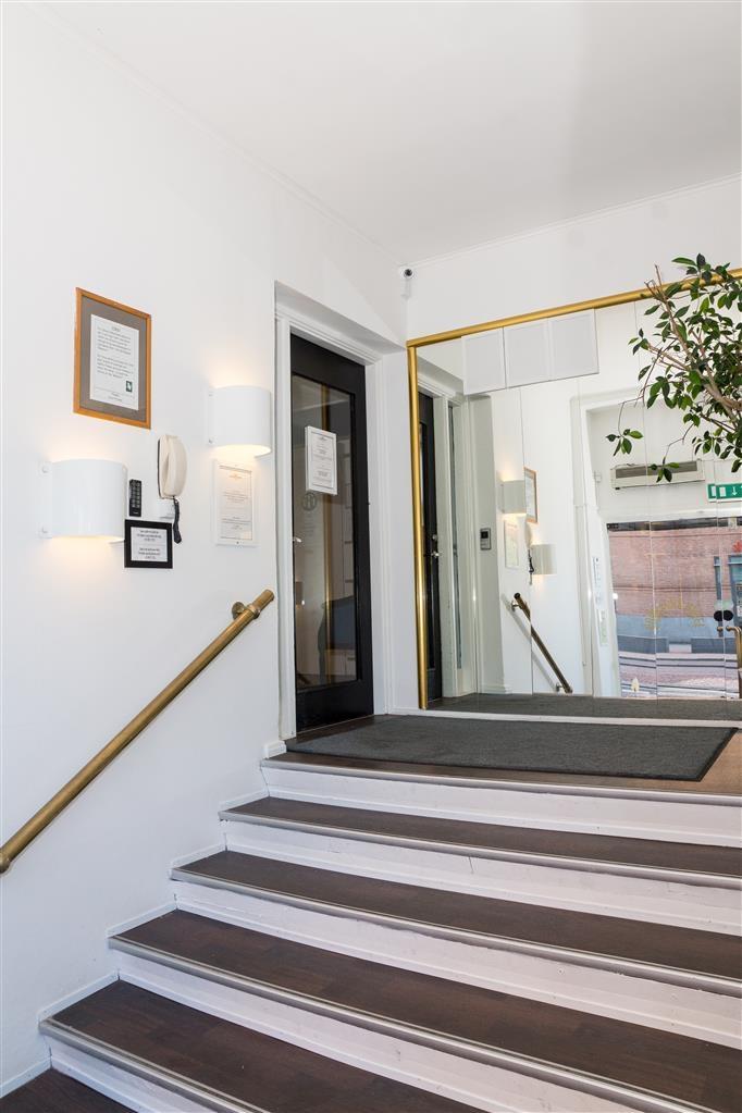 Best Western Prinsen Hotel - Entrée de l'hôtel