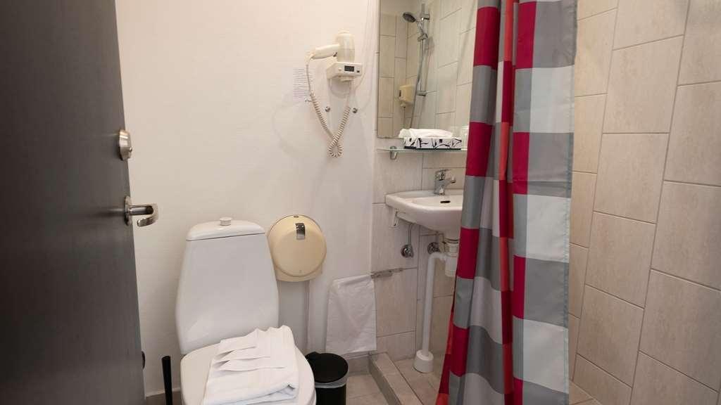 Best Western Prinsen Hotel - Salle de bains