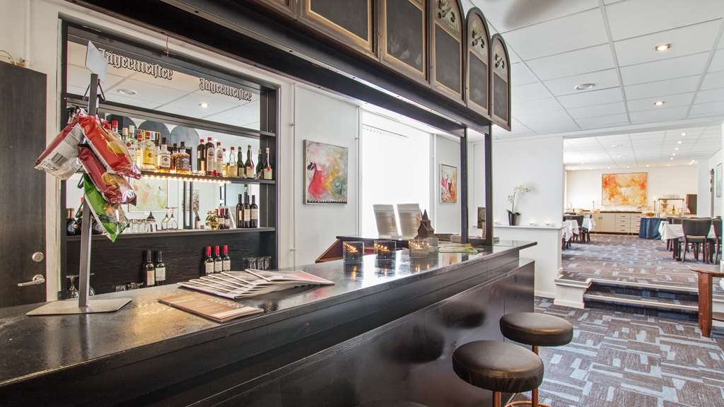 Best Western Prinsen Hotel - Bar / Lounge