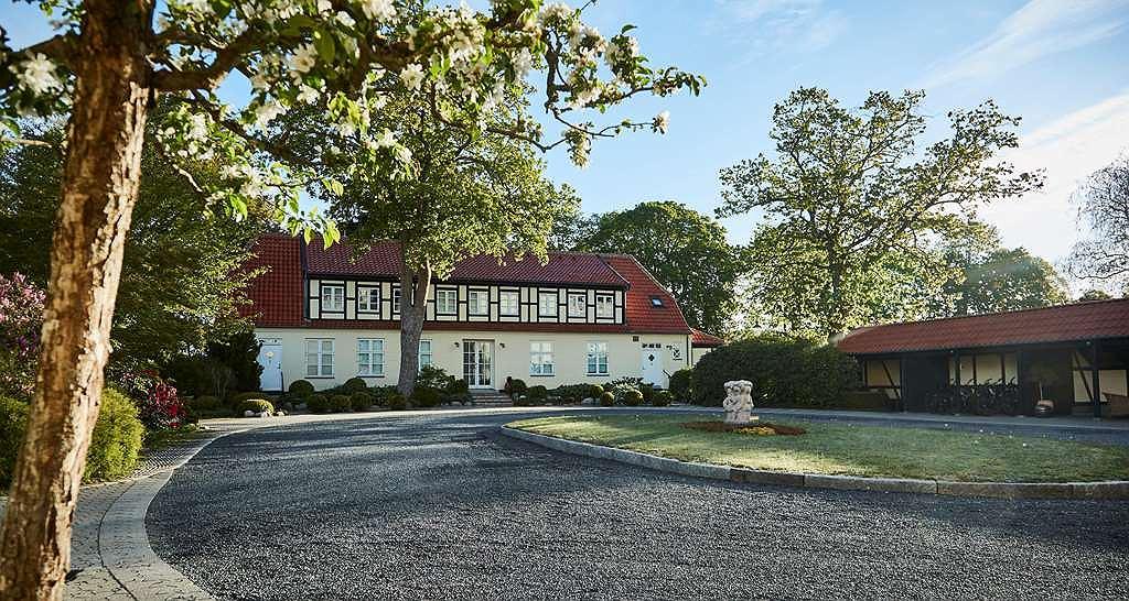 Gl. Skovridergaard, BW Premier Collection - Area esterna
