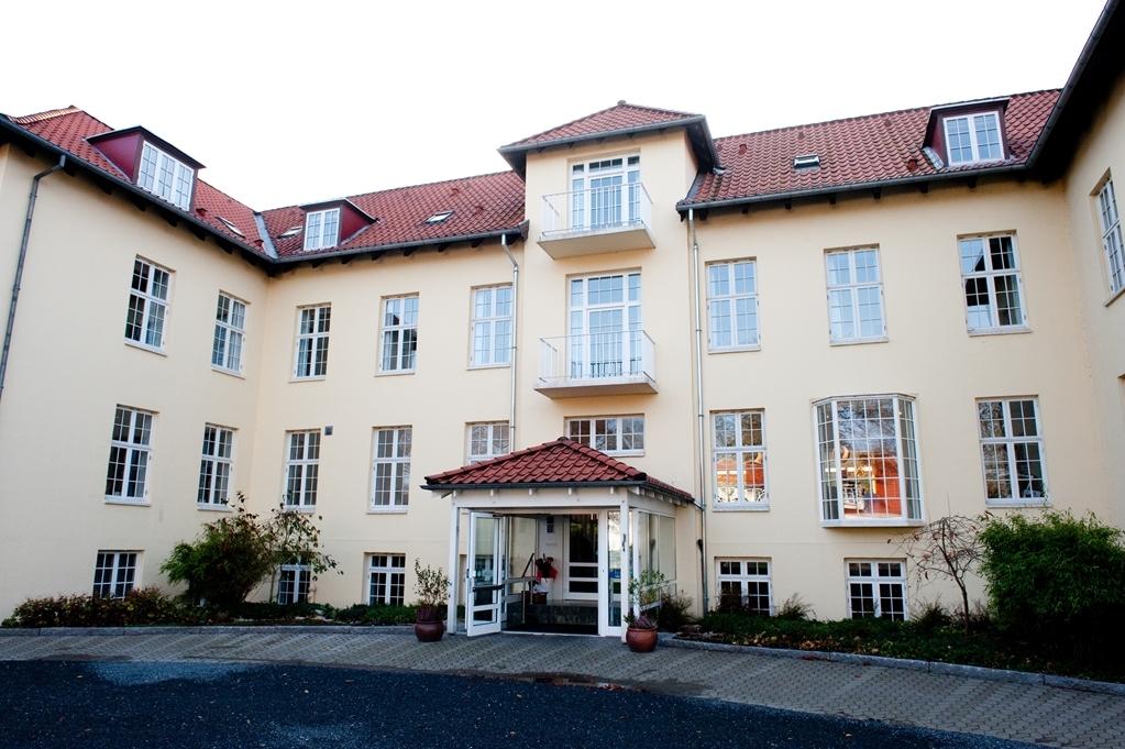 Gl. Skovridergaard, BW Premier Collection - façade extérieure