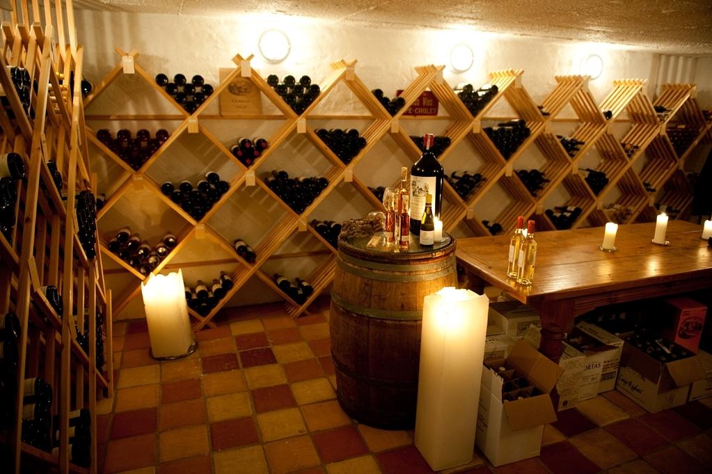 Gl. Skovridergaard, BW Premier Collection - Wine Cellar