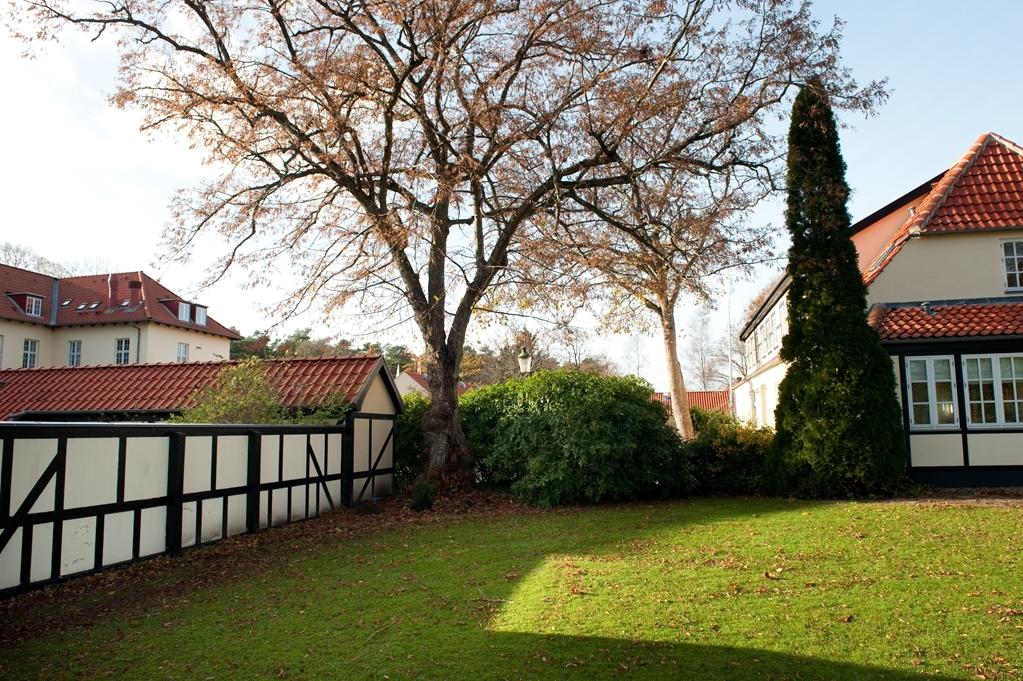 Gl. Skovridergaard, BW Premier Collection - Outdoor Area