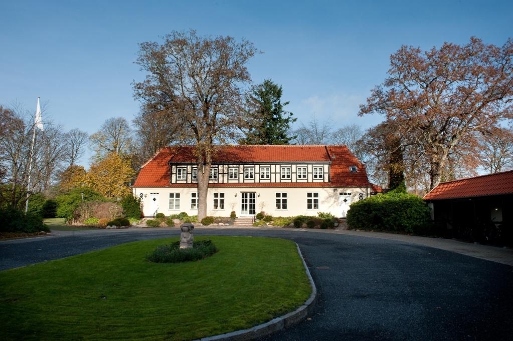 Gl. Skovridergaard, BW Premier Collection - Façade