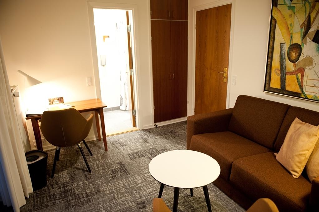 Gl. Skovridergaard, BW Premier Collection - Guest Room Sitting Area