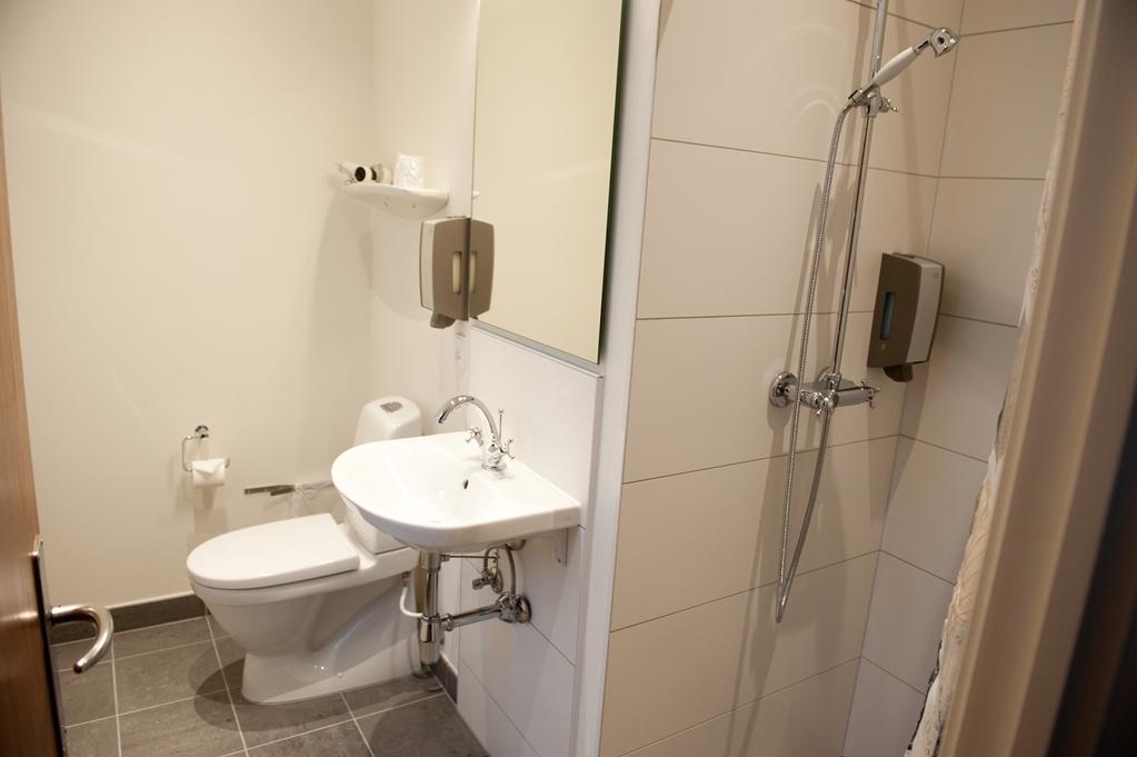 Gl. Skovridergaard, BW Premier Collection - Guest Bathroom