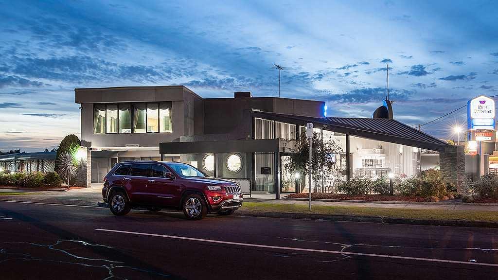 Best Western Mahoneys Motor Inn - Vue extérieure