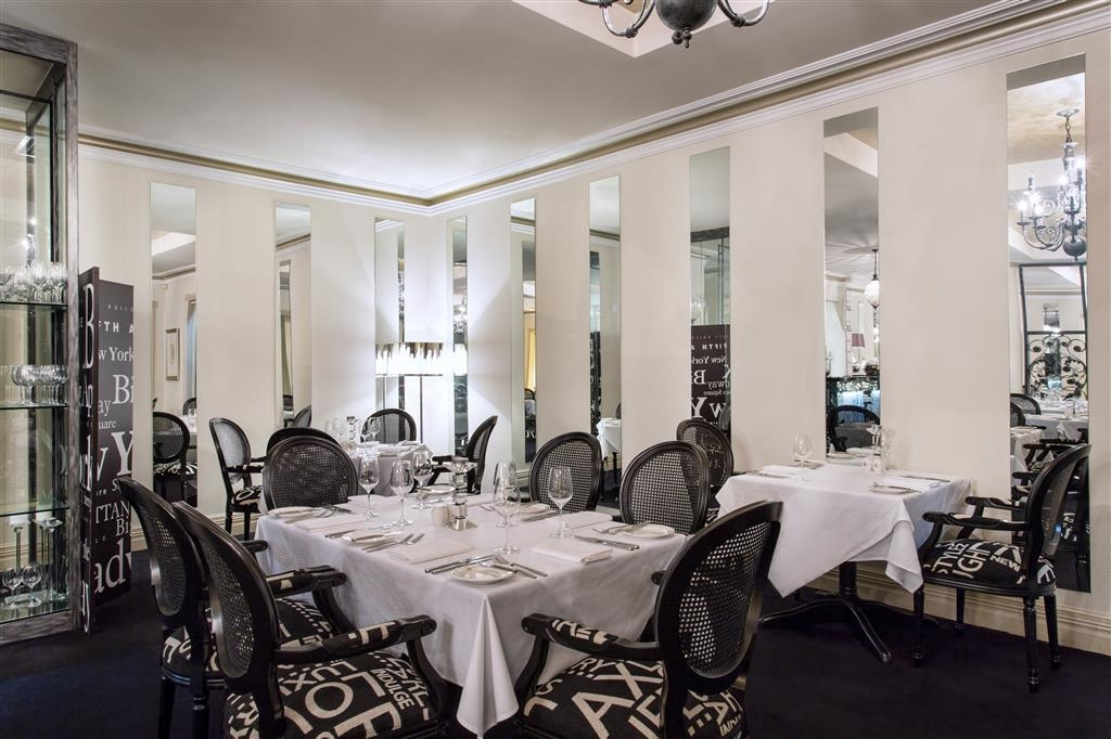 Best Western Plus The Carrington - Restaurante/Comedor