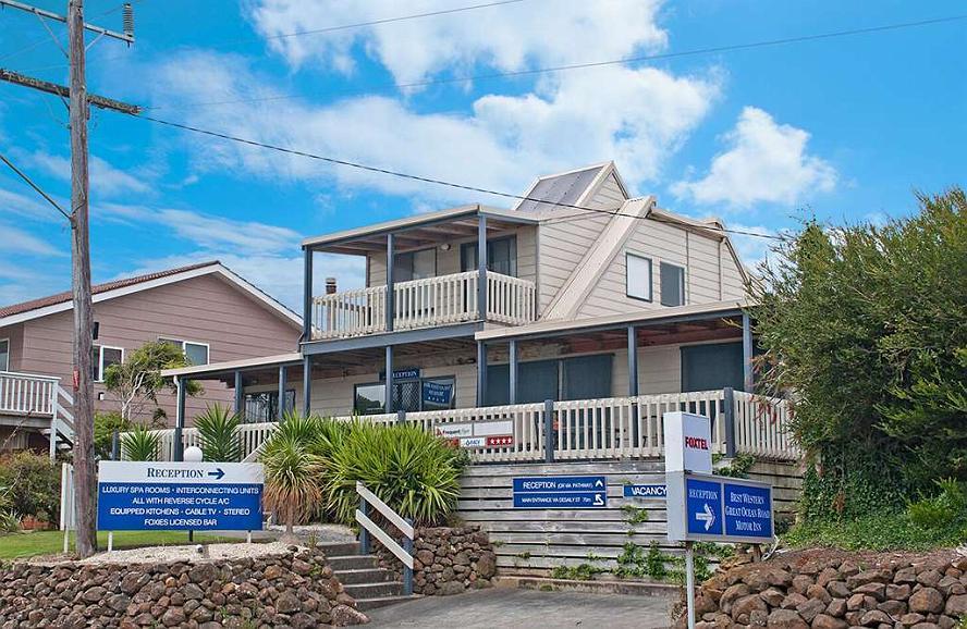 Best Western Great Ocean Road Inn - Façade