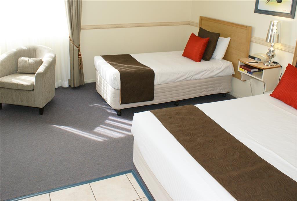 Best Western Ambassador Motor Lodge - Zweibettzimmer