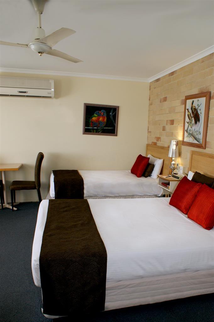 Best Western Ambassador Motor Lodge - Twin Room