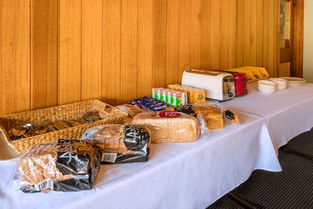 Best Western Governor Gipps Motor Inn - Restaurant / Gastronomie