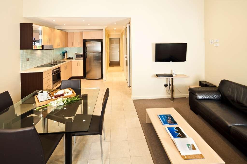 Best Western Plus Hotel Stellar - 3 Bedroom Apartment - Lounge