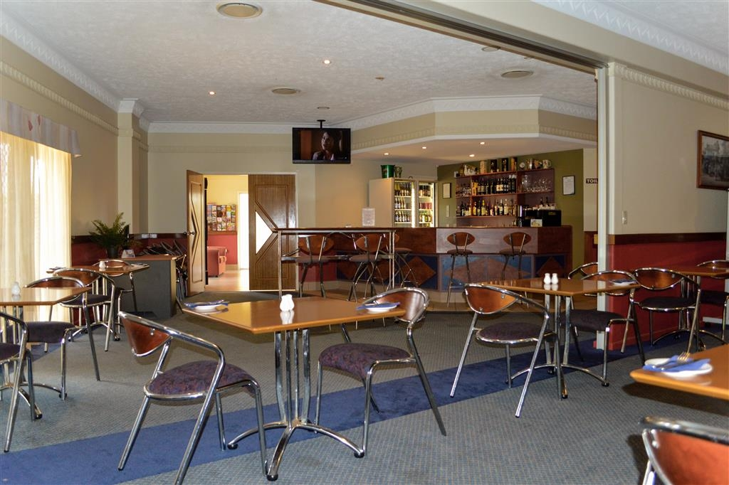 Best Western Boulevard Lodge - Dining