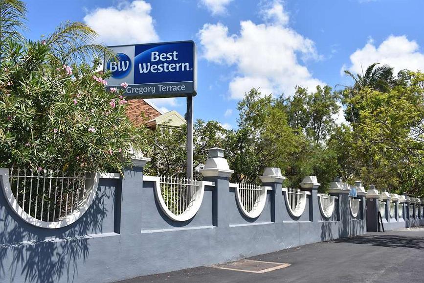 Best Western Gregory Terrace Brisbane - Vista Exterior