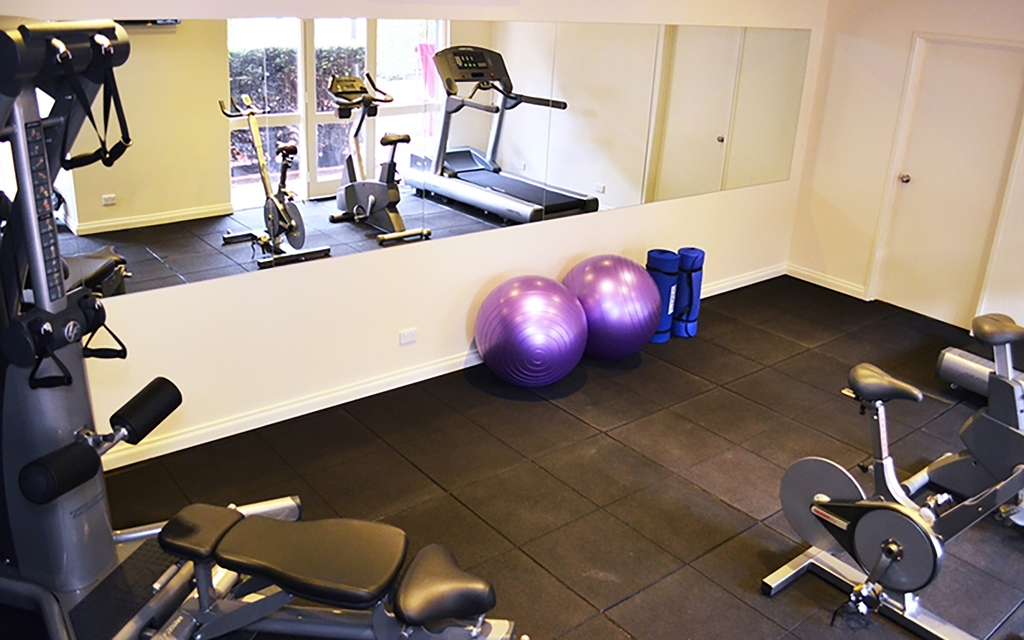 Best Western Plus Buckingham International - Onsite fitness centre