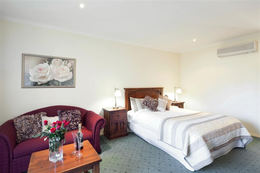 Best Western Crystal Inn - Great value Family Rooms at Bendigo's favourite hotel