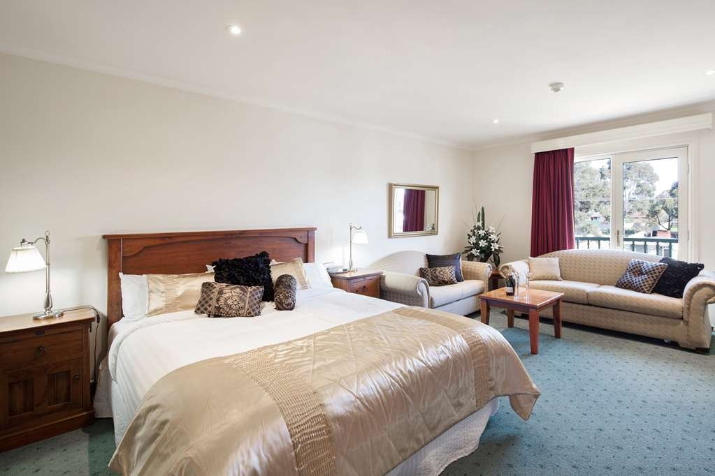 Best Western Crystal Inn - The showpiece Executive Rooms are the most popular rooms at Best Western Crystal Inn, Bendigo.
