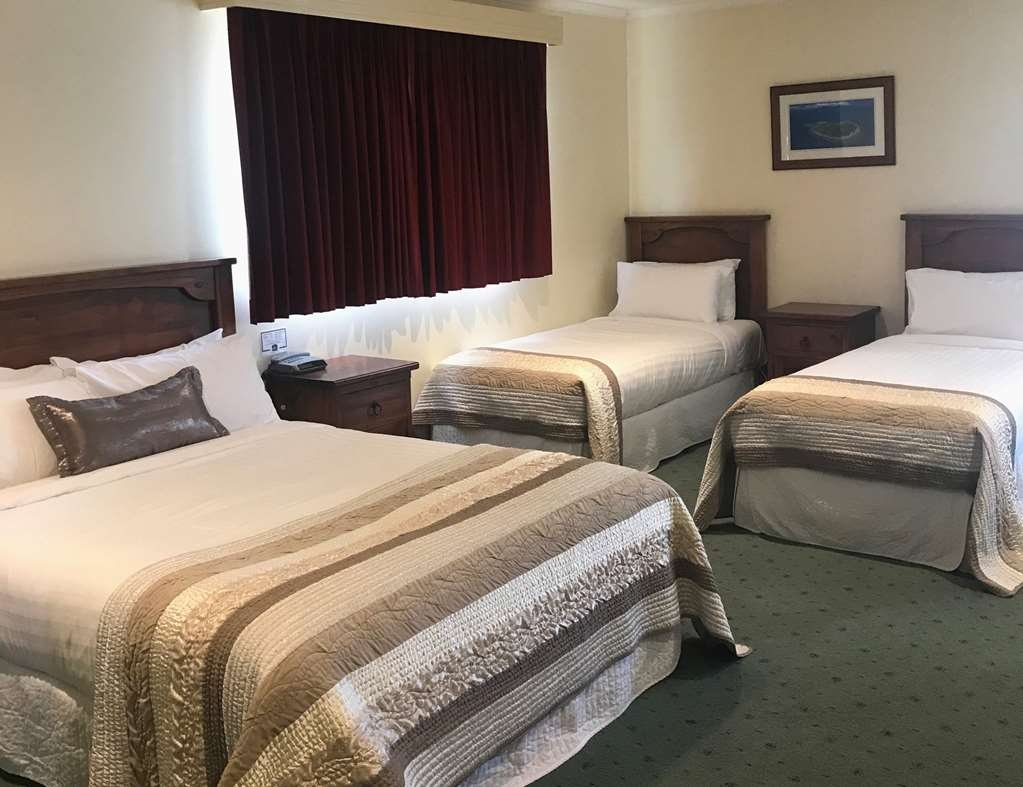 Best Western Crystal Inn - Take the family to Bendigo for a weekend away and stay at Best Western Crystal Inn
