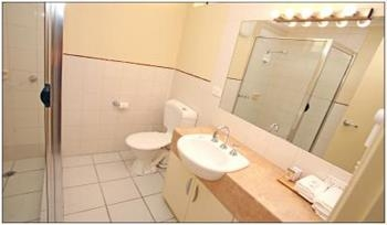 Best Western Chaffey International Motor Inn - Salle de bain