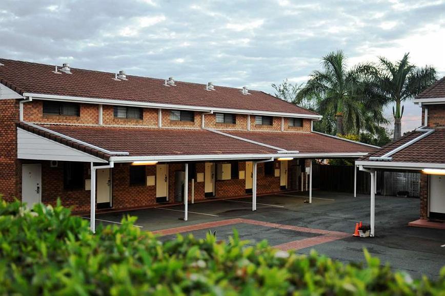 Best Western Sunnybank Star Motel - Façade
