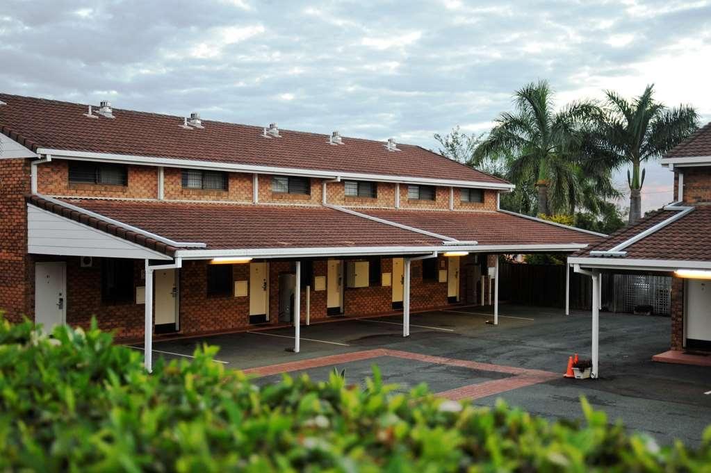 Best Western Sunnybank Star Motel - Außenansicht