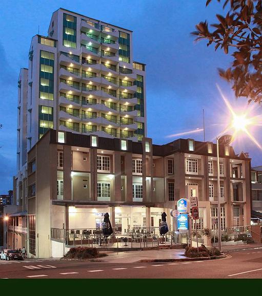 Best Western Astor Metropole Hotel & Apartments - Aussenansicht