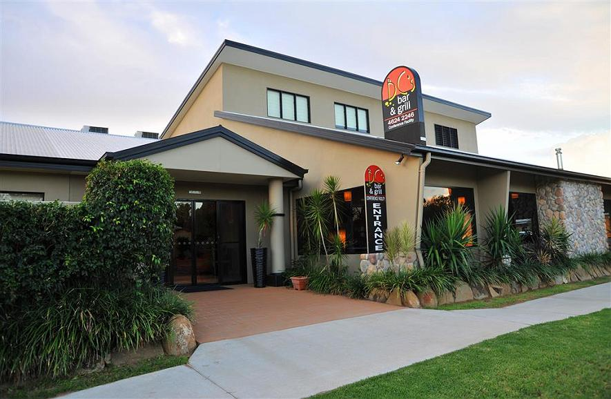 Best Western Bungil Creek Motel - Vista esterna