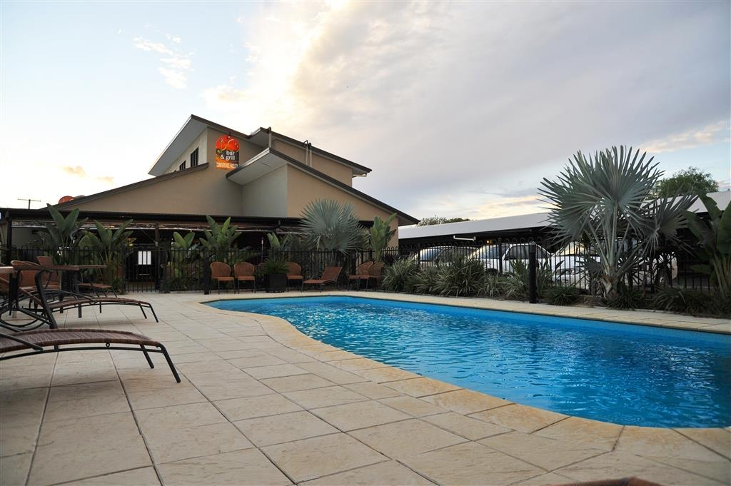 Best Western Bungil Creek Motel - Outdoor Pool