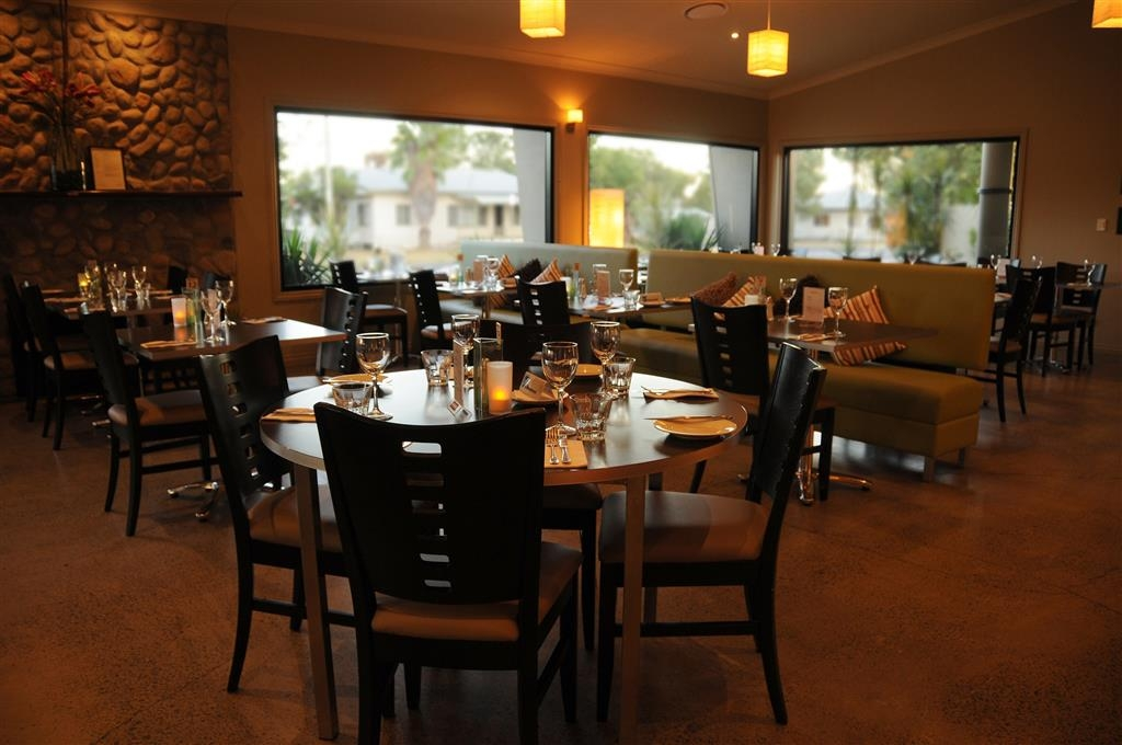 Best Western Bungil Creek Motel - Restaurant