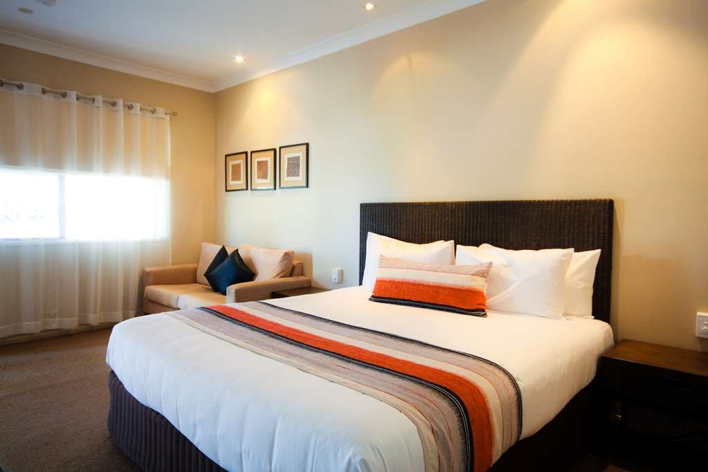 Best Western Bungil Creek Motel - King Bed Guest Room Bungil Creek Roma