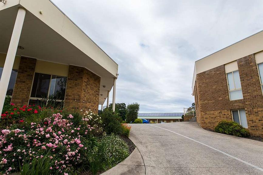 Best Western Mill Park Motel - Aussenansicht
